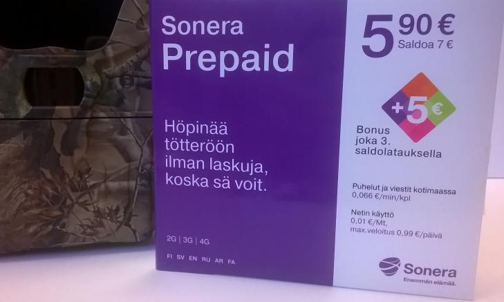Telia Sonera Prepaid