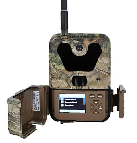 Uovision UM785-3G etunäyttö