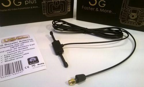 3G Riistakamera Booster antenni Uovision
