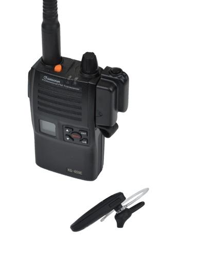 Langaton Bluetooth VHF puhelin setti