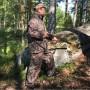 WildTree metsästyspuku
