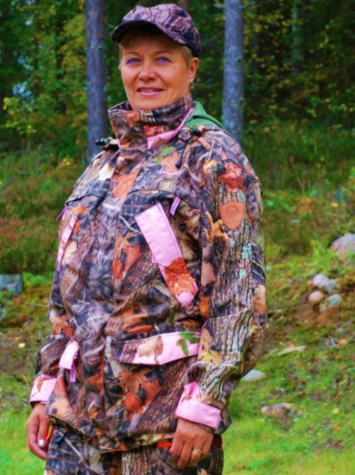 Olympiavoittaja Satu Mäkelä-Nummela