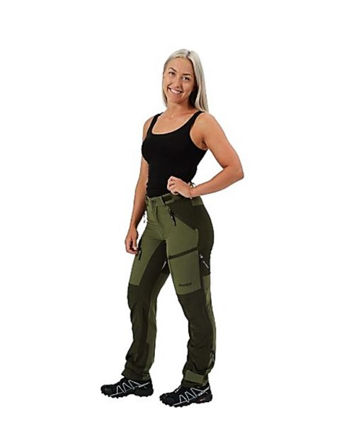 Dovrefjell Custom Fit ulkoiluhousut Forest Green