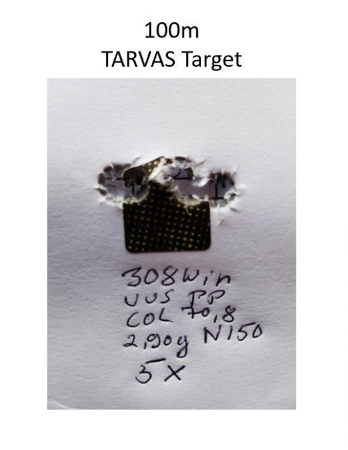 TARVAS Target kasa
