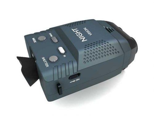 TriStar Night Vision tallentava yökiikari