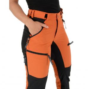 Dovrefjell Custom Fit ulkoiluhousut Sunset Orange naiset