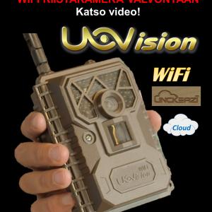 Uovision HomeGuard WiFi Valvontakamera