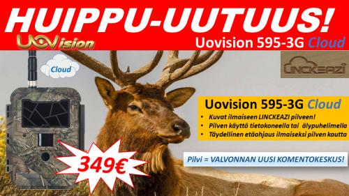 Uovision UM595-3G Cloud