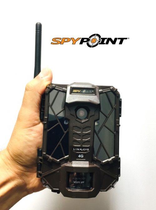 SpyPoint Link-Evo 4G 12MP lähettävä riistakamera