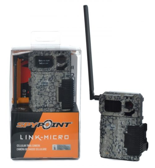 SpyPoint Link-Micro 10MP 4G
