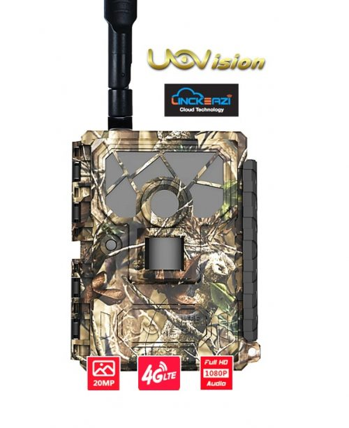 Uovision Glory LTE 4G Cloud 20MP Full HD riistakamera
