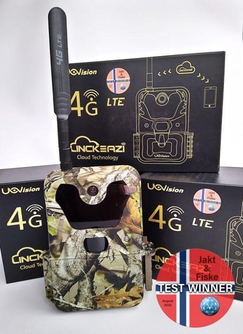 Norjan Testivoittaja 8 2020 Uovision UM785 4G LTE