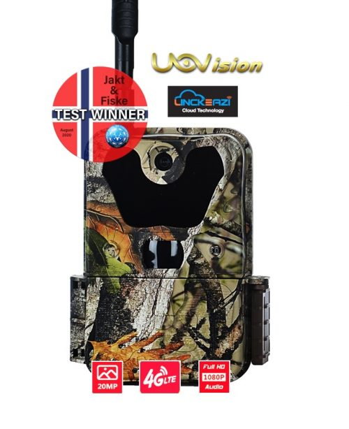 Uovision UM785-4G LTE 20MP Full HD