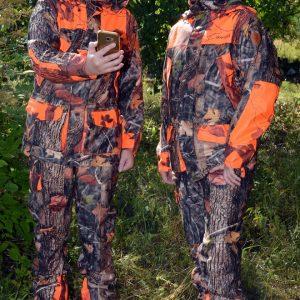 Lasten metsästyspuku Dovrefjell Hunter Vision Pro