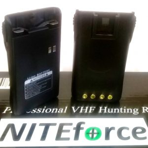 NITEforce 1500mAh Li-ion akku