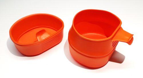Taittokuksa 2dl Oranssi
