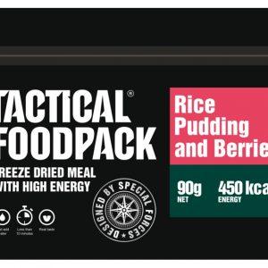 Vadelma Riisipuuro Aamiainen