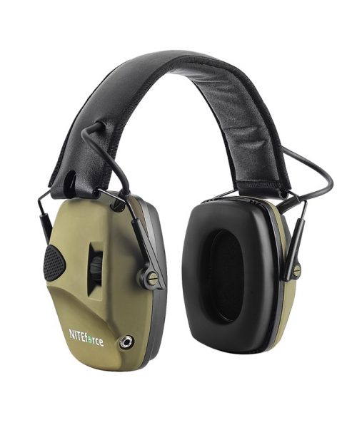 NITEforce SubSonic Electronic Hear elektroninen kuulosuojain