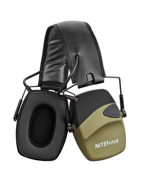 NITEforce SubSonic Electronic Hear kuulosuojain