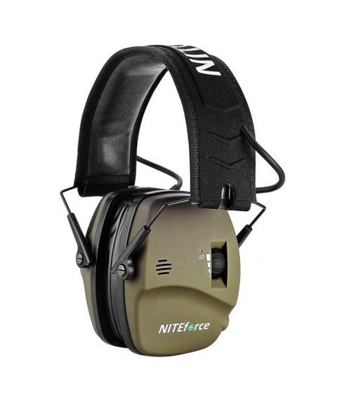 NITEforce SubSonic PRO Active Hear kuuleva kuulosuojain