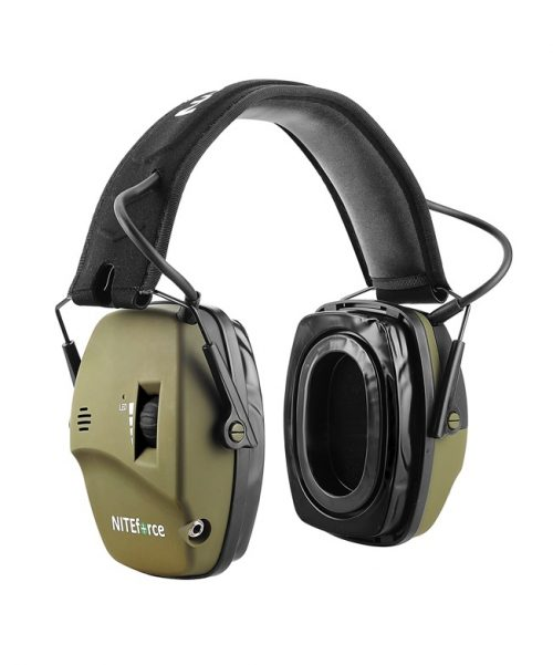 NITEforce SubSonic PRO Active Hear kuulosuojain