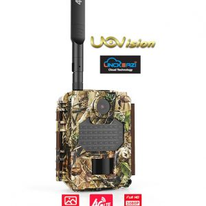 Uovision Compact LTE 4G 20MP Full HD riistakamera