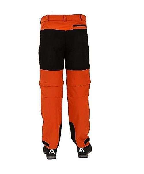 Dovrefjell Custom Fit Zip Off housu shortsit