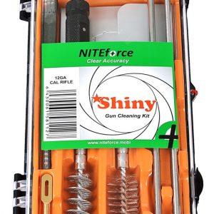 NITEforce Shiny 12cal haulikon puhdistussarja