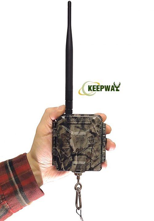 Loukkuvahti Trap Alarm KG45