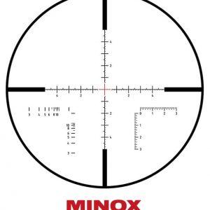MINOX MR2 ristikko