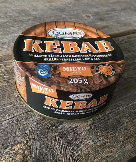 Kebab Mieto