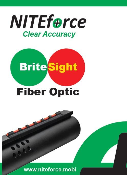 NITEforce BriteSight valokuitutähtäin