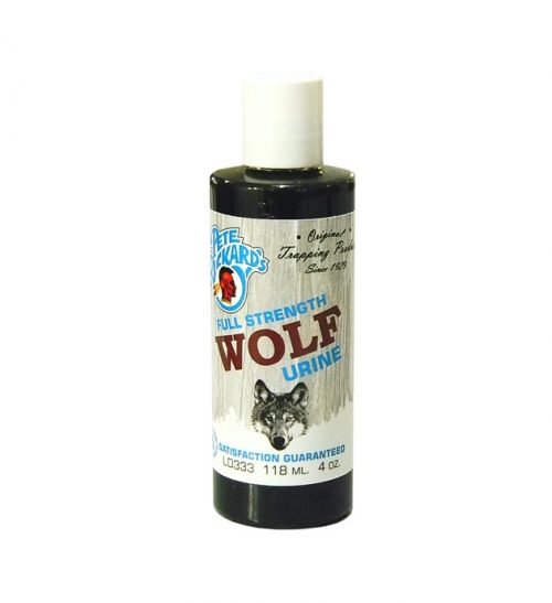 Urea Susihajuste 118ml - Pete Rickard´s Wolf Urine